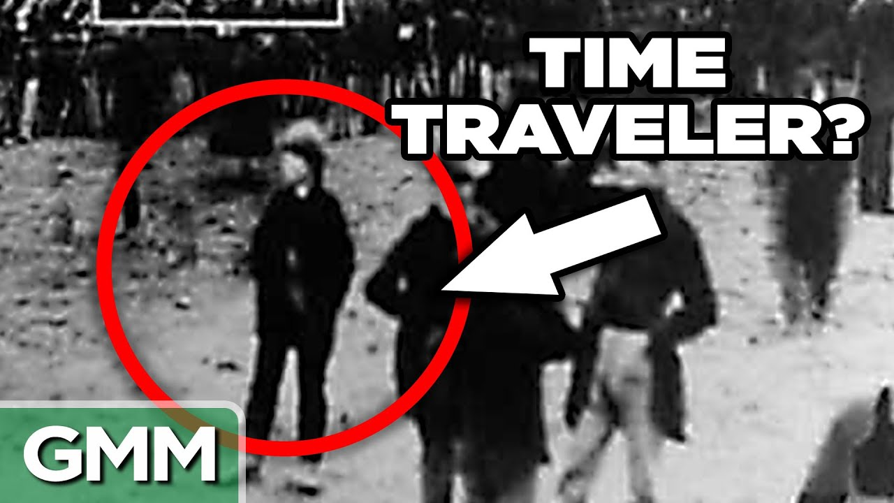 Is There Any Real Proof That Time Travel Exists