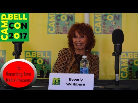 Campbell Con 2017: Beverly Washburn Panel