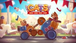 Cats война на машинах котов