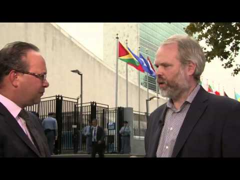 Richard Gowan of European Council on Foreign Relations discusses UNGA