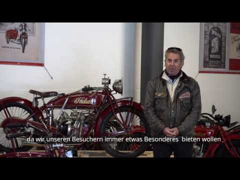 Attila Scheiber kündigt die Sonderausstellung