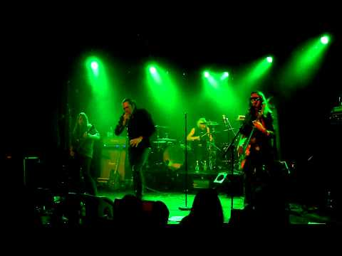 October Rust - Love You To Death (Type O Negative cover) @ Virgin Oil, Hellsinki 08.04.2012