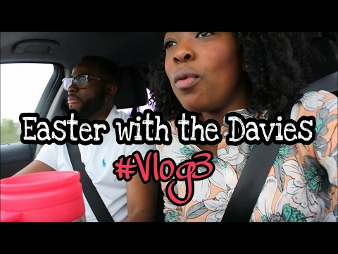#Vlog3 Easter with the Davies