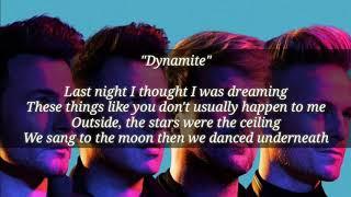 Dynamite Lyrics - Westlife - Westlife Dynamite Song Lyrics