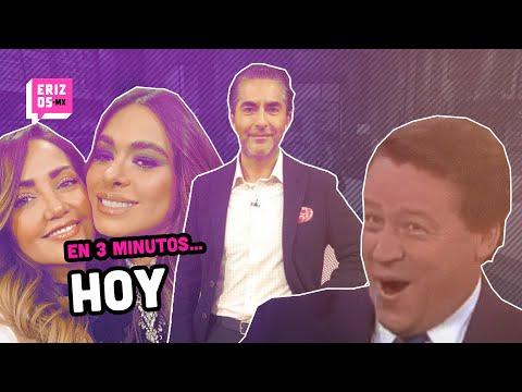 El programa 'Hoy' | En 3 minutos... | Erizos