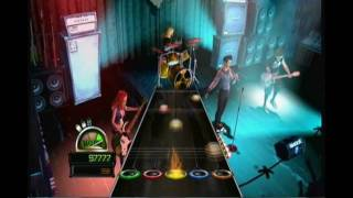 Guitar Hero World Tour - Sacrifice - The Expendables - Expert Guitar - 100% FC Sightread Free DLC