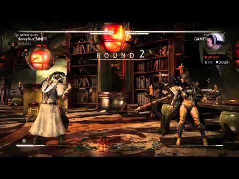 HoneyBee (SQ D'Vorah) vs Gametime (Cutthroat Kano)