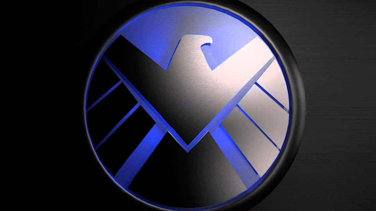 Fan Made Agents Of Shield Logo V2 Youtube