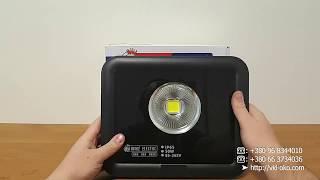 видео Светодиодный светильник промышленный ФОТОН-ПРОМ-96/Д/4250/43