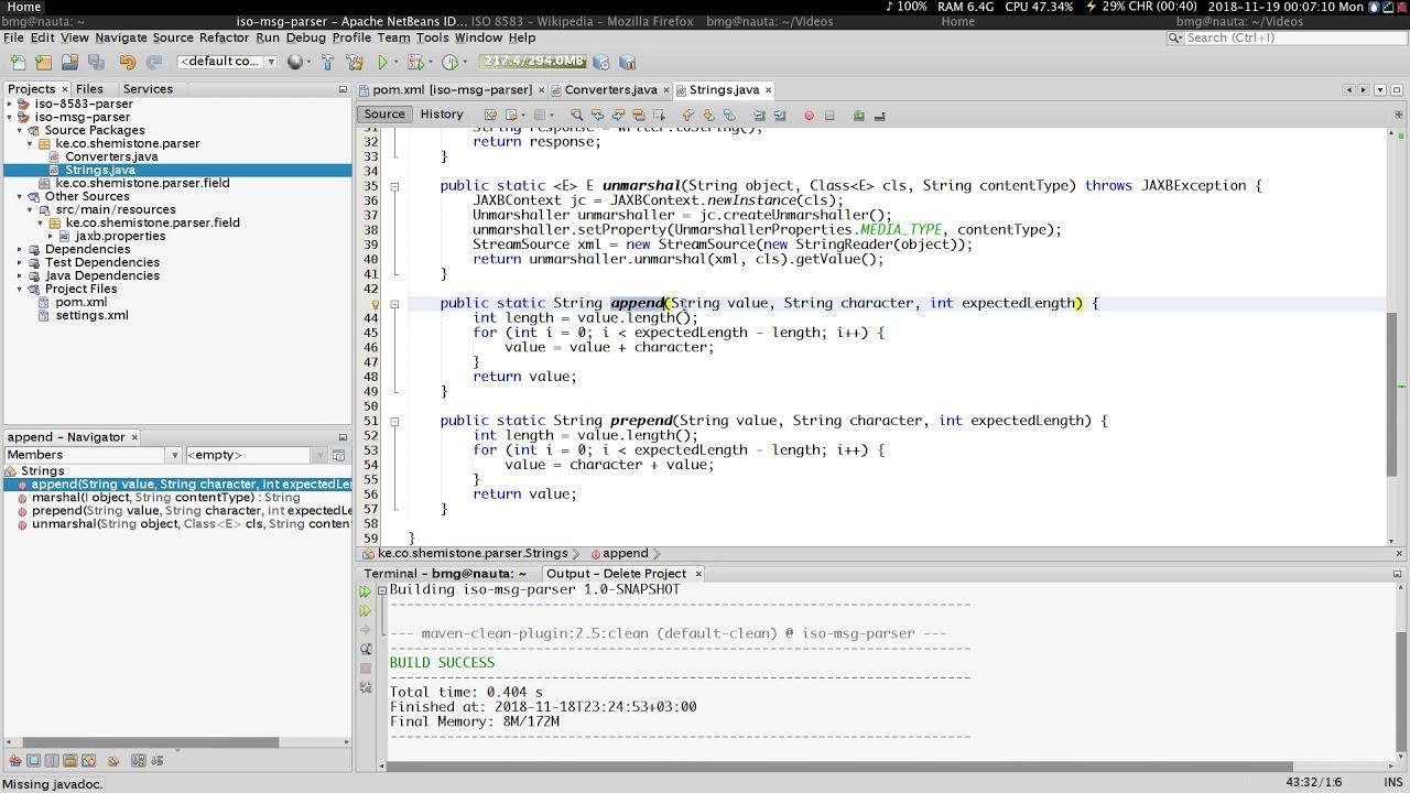 Open source iso 8583 simulator