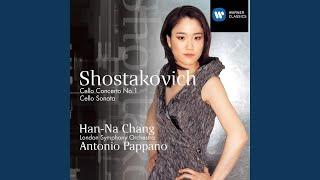Cello Concerto No. 1 in E flat Op. 107: Allegro con moto