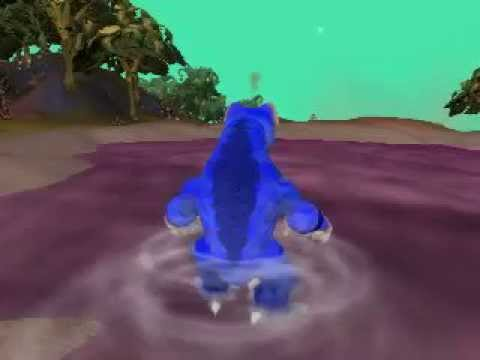 Spore: Playing As An Epic