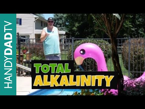 Cheapest way to raise Total Alkalinity in your Pool or Spa