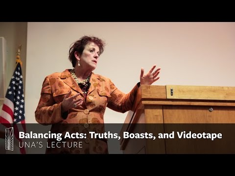 Balancing Acts: Truths, Boasts, and Videotape
