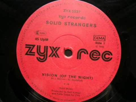 SOLID STRANGERS-VISION(OF THE NIGHT)