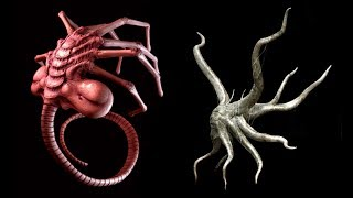 All FACEHUGGER Species...