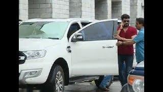 Darshan' Car Accident | Srujan Lokesh Visits Hospital | ಆಸ್ಪತ್ರೆಗೆ ಸೃಜನ್ ಲೋಕೇಶ್ ಭೇಟಿ