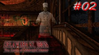 Delaware St. John 1: The Curse of Midnight Manor ⫸Englisch⫷ #02