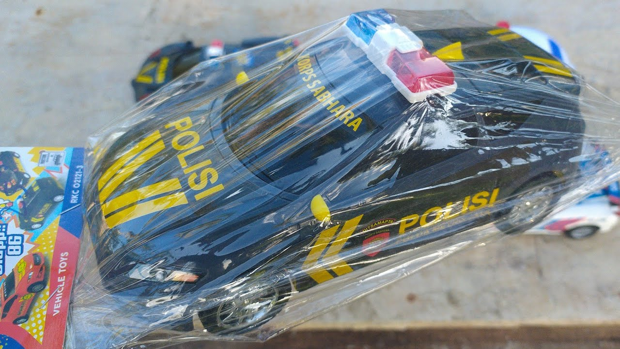 Review Mobil Polisi Terbaru