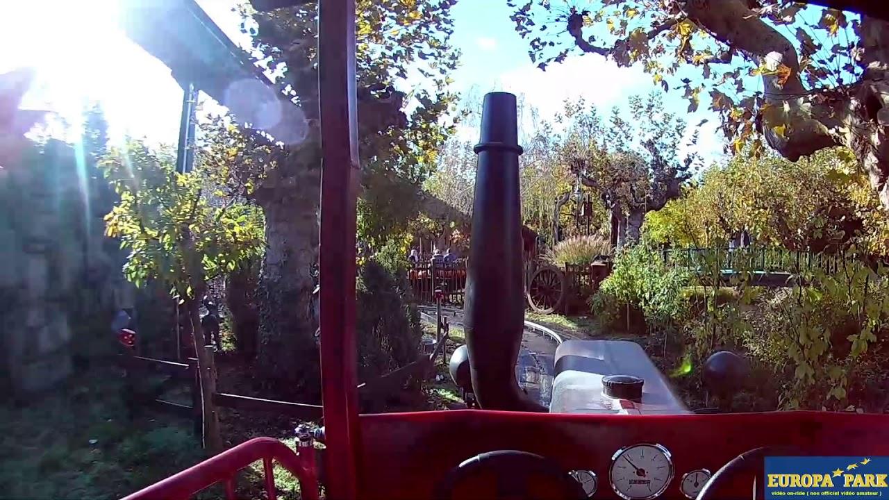 Europapark Old Mac Donald's Tractor Fun Onride