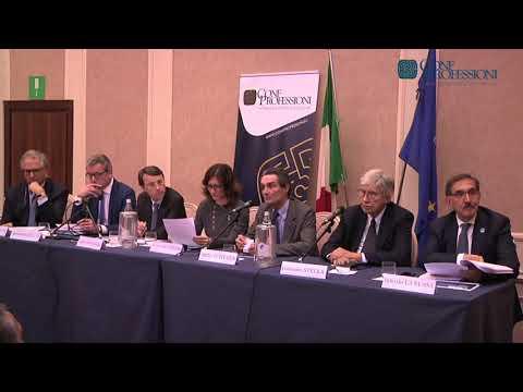 Confprofessioni Lombardia incontra il Centro Destra. Milano, 13 02 18