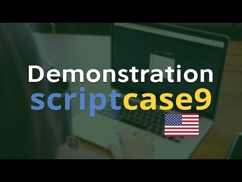Scriptcase 9 - PHP System and Report Generator