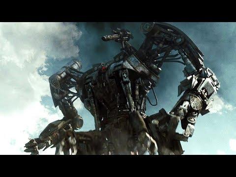Harvester Attack | Terminator Salvation [Director's Cut]