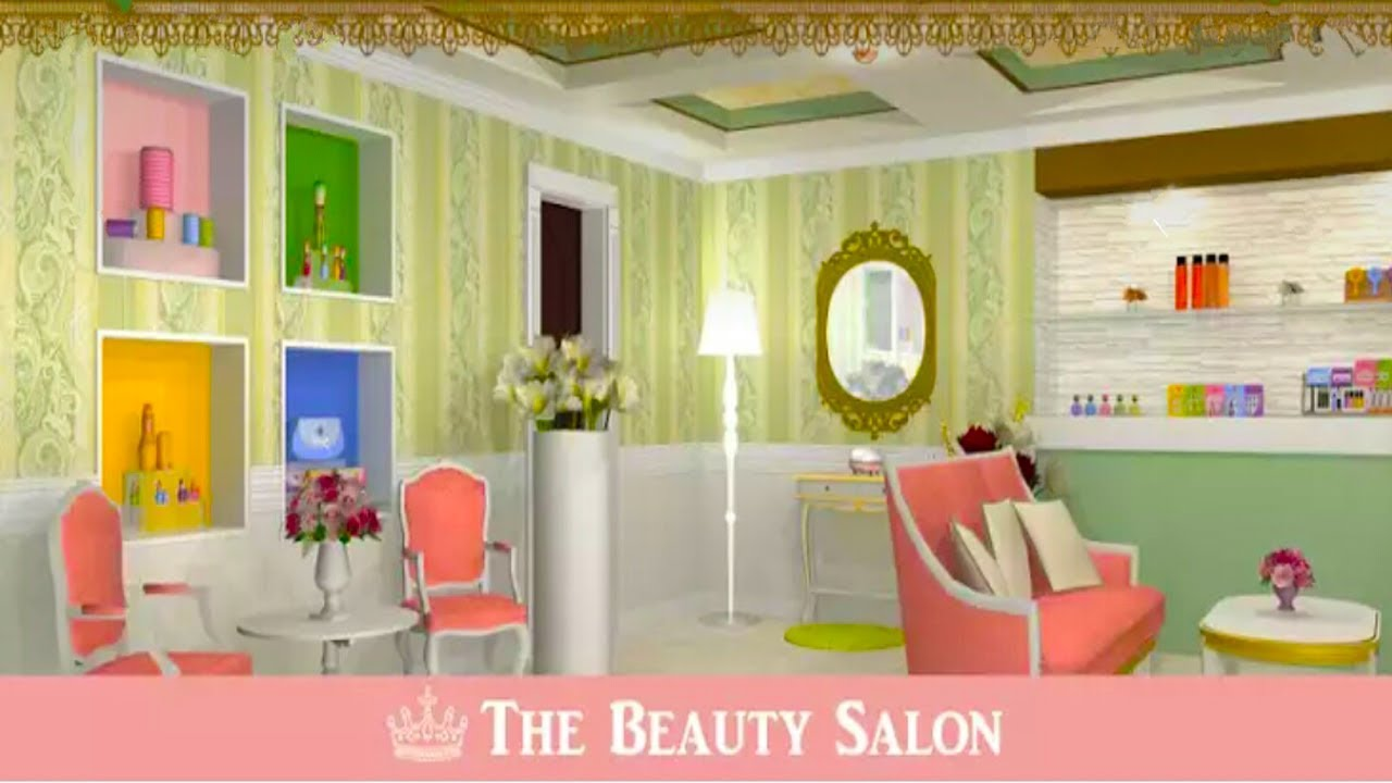 Escape a Beauty Salon Android Gameplay ᴴᴰ
