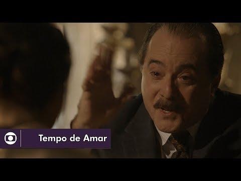 Tempo de Amar: capítulo 79 da novela, quarta, 27 de dezembro, na Globo