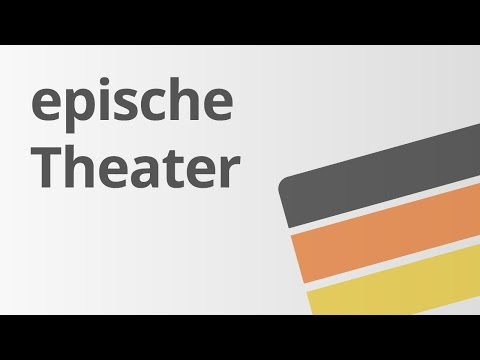 Das epische Theater nach Berthold Brecht | Deutsch | Textanalyse und -interpretation