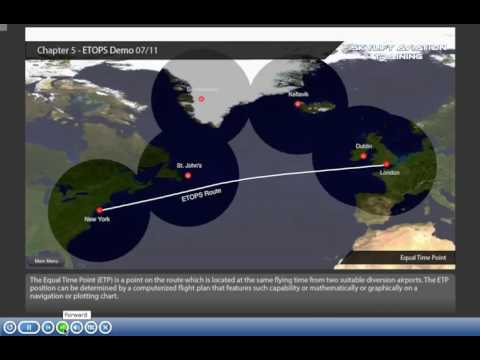 Extended Range Twin Engine Operation (ETOPS) Demo