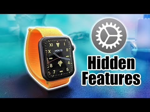 BEST Apple Watch Setting To Change For New Features (Watch OS 6)