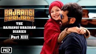 The Bajrangi Bhaijaan Diaries - Part XIII | Candid Harshaali Malhotra thumbnail