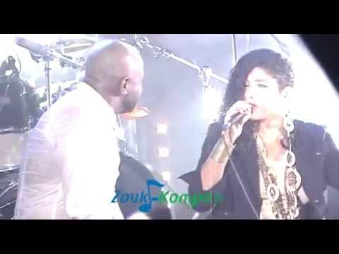 TANIA ST VAL et ARLY LARIVIERE La vie à deux Live au Doc Pullman 101014ZoukKompa