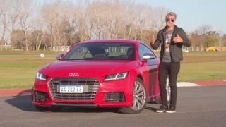 Audi TT-S - Test - Matias Antico - TN Autos