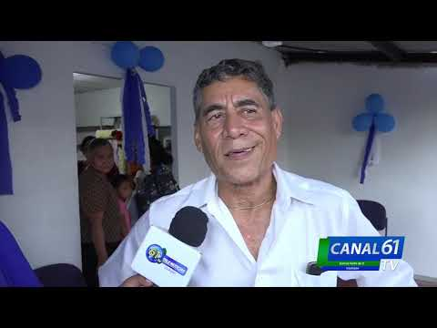 ALCALDE DE SANTA ELENA Y CONCEJO PLURALISTA INAUGURARON CLINICA MUNICIPAL