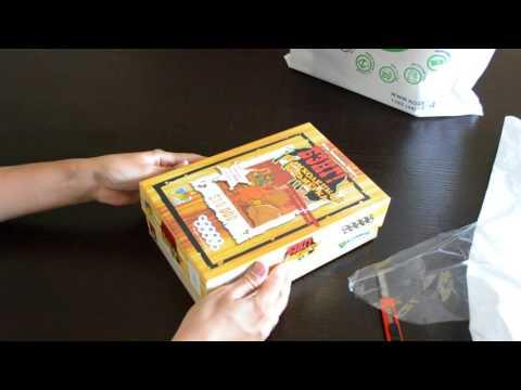 Распаковка Настольная игра Hobby World Бэнг! Великолепная Восьмерка 4620011811868 с Rozetka Com Ua