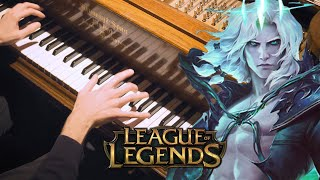 Viego, The Ruined King - League of Legends piano cover видео