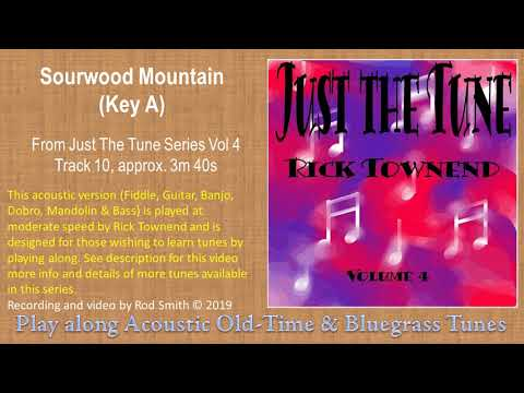 sourwood-mountain,-key-a(fiddle-tune-&-song)~-american-bluegrass,-old-time-&-folk-music