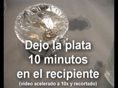 Truco Limpiar Plata Youtube