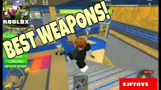 Best weapons in Roblox GamePlay :NOOB TYCOON #ROBLOX #NOOBTYCOON