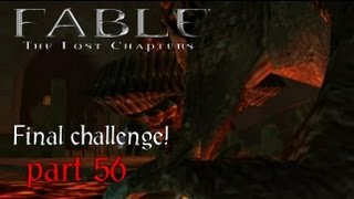 Fable the lost chapters - The Final Battle - gameplay HD