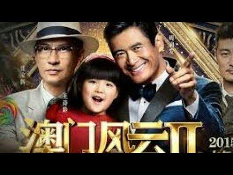 Thần Bài Ma Cao 2 Châu Nhuận Phát - Phim Chiếu Rạp || HTV