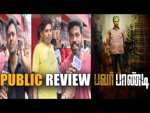 Pa Paandi Aka Power Paandi Public Review | Public Opinion On Movie | Dhanush Is Not A Actor ?