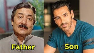 Top 9 Real Life Father of Bollywood Actors  I You Don't Know