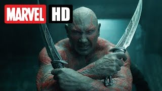 GUARDIANS OF THE GALAXY - Character Video: Drax - Deutsch | German - Marvel HD