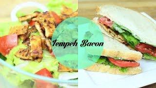 Tempeh Bacon?! // Moresaltplease