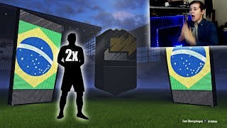 FIFA 18: Omg 2x Ones to watch WALKOUT im PACK OPENING!😱🤑🔥 - ULTIMATE TEAM!