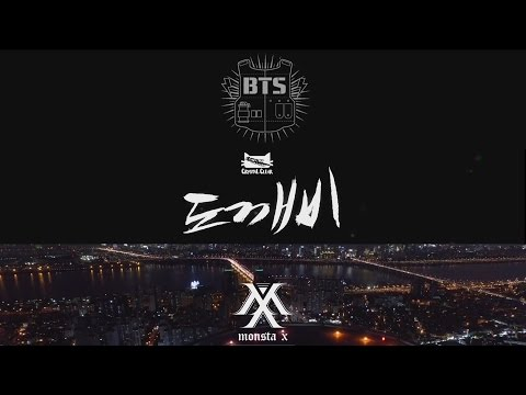 CLC/BTS/MONSTA X - Hobgoblin/Hero/Dope (MashUp)