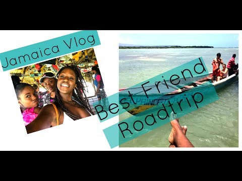Jamaica Travel Vlog : I Jumped Off A Cliff!